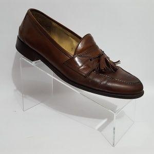 Johnston & Murphy Tassel Loafers Mens 10 Medium